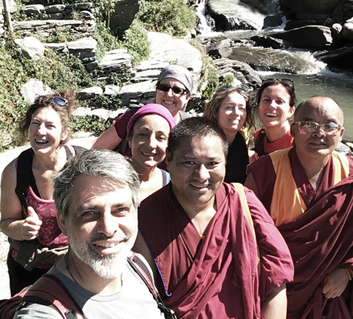 Portrait of Mindfulness trip to Thailand (2021)